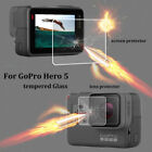 Tempered Glass Screen Protector Guard Film For GoPro Hero 7 6 5 Screen and Lens