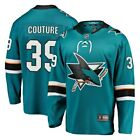 Fanatics Branded Logan Couture San Jose Sharks Teal Breakaway Jersey