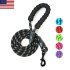US Pet Rope Dog Lead Strong Training Small Medium Large Dogs Leash 6 ft Long OC