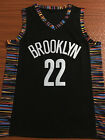 New Season Brooklyn Nets #22 Caris Levert  Black Basketball Jersey Size: S - XXL on eBay