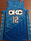 New Season Oklahoma City Thunder #12 Steven Adams City Edition Basketball Jersey on eBay