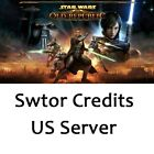 SWTOR Credits Satele Shan Star Forge US Server PC Star Wars: The Old Republic