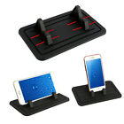 Universal Non Slip Silicone Pad Car Dashboard Mount Holder Cradle for Cell Phone