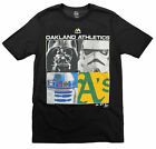 MLB Youth Oakland Athletics A's Star Wars Main Character T-Shirt, Black on Ebay