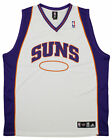 Adidas NBA Men's Phoenix Suns Blank Basketball Jersey, White on eBay