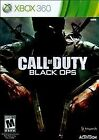 Call of Duty: Black Ops - Xbox 360 Activision Publishing Video Game