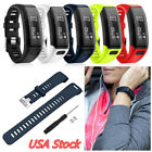 For Garmin Vivosmart HR Silicone Watch Band Replacement Bracelet WristBand US image