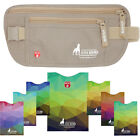 Alpha Keeper RFID Money Belt and RFID Sleeves Set Travel Wallet NEW