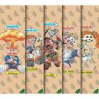 """Mob / Garbage Pail Kids 9"""" x 33"""" Clear Skateboard Graphic Grip Tape Lot includes image"""
