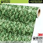 MINI PISTACHIO Camouflage Vinyl Vehicle Car Wrap Camo Film Sheet Roll Adhesive