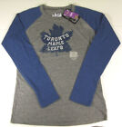2014 Winter Classic Toronto Maple Leafs Womens Vintage Logo Long Sleeve Shirt $2.49 USD on eBay