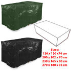 Waterproof Garden Patio Furniture Cover Rattan Dining Table Cube Seat Outdoor