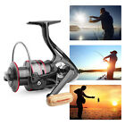 Left/right Hand 12BB 5 Ball Bearings Saltwater Freshwater Fishing Spinning Reel $12.99 USD on eBay
