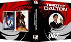 JAMES BOND 007 TIMOTHY DALTON Custom 3-Ring Binder Photo Album LIVING DAYLIGHTS $29.99 USD on eBay