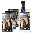 Cell Phone Camera Lens, 2 in 1 Cell Phone Wide Angle+Macro Lens Attachment