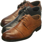 O & H Men's Wingtip Dress Shoe, Brand New