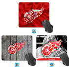 Detroit Red Wings Sport Laptop Gaming Mouse Pad Mat Mousepad Desktop $4.49 USD on eBay