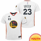Golden State Warriors adidas Home Chinese Heritage 23 Green Replica Youth Jersey on eBay