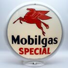 MOBILGAS SPECIAL Gas Pump Globe - SHIPS FULLY ASSEMBLED! READY FOR YOUR PUMP!