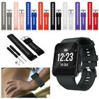 Replacement Wrist Strap Silicone Bracelet Band For Garmin Forerunner 35 Watch image