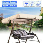 Waterproof Swing Chair Top Cover Outdoor Canopy Replacement Porch Patio Outdoor