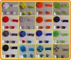 GBC BUTTONS SET Nintendo Game Boy Color custom button mod  PICK A COLOR ~ NEW