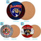 Florida Panthers Wood Coaster Cup Drink Mat Pad Placemat Tea $3.49 USD on eBay