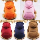 Внешний вид - Pet Dog Cat Puppy Sweater Hoodie Coat For Small Pet Dog Warm Costume Apparel HOT