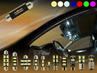 MaXtron® SMD LED Innenraumbeleuchtung Mercedes CLK-Klasse A209 Cabriolet