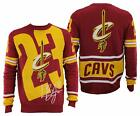 FOCO NBA Men's Cleveland Cavaliers Lebron James #23 Loud Player Sweater on eBay