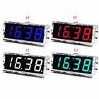 Clearly Large Digital 4-digit Led Electronic Time Clock Light Control  D MXM