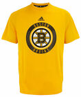adidas NHL Men's Team Logo Training Tee,  Boston Bruins $22.5 USD on eBay