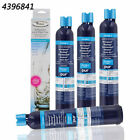 1 to 6 Pack Genuine-Whirlpool-4396710-4396841-46-9030 Refrigerator Water Filter  фото