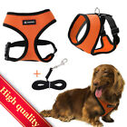 Dog Harness No-Pull Pet Adjustable Breathable Mesh,Outdoor - Best for Walking