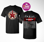 Ratt Tour 2019 Black Gildan T-shirt TEE NEW all size. image