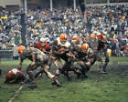 JIM BROWN Photo Picture CLEVELAND BROWNS Football Vintage Print 8x10 11x14 #4