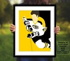BOBBY ORR Photo Picture BOSTON BRUINS Hockey Poster Art Print in 8x10 or 11x14 $6.95 USD on eBay