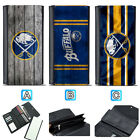 Buffalo Sabres Leather Wallet Trifold Clutch Purse Coin Card Handbag $15.99 USD on eBay