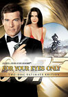 For Your Eyes Only DVD Brand NEW 2-Disc Ultimate Edition James Bond 007 Sealed $5.55 USD on eBay