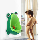 Potty Training Urinal Standing Baby Boys Toilet Toddler Target Frog Pee Trainer image