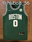 Jayson Tatum Boston Celtics #0 Mens/Youth Swingman Basketball Jersey Color Green