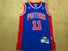 Detroit Pistons #11 Isiah Thomas Retro Basketball Blue Jersey Size: S - XXL on eBay