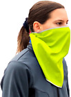 4 PACK Mission LARGE INSTANT Cooling Towel NEON Green Microfiber gym head scarf image