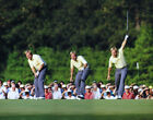 JACK NICKLAUS 1986 MASTERS Photo Picture AUGUSTA Golf Putt Sequence 8x10 11x14