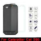 For Caterpillar Cat S60 S61 Clear Tempered Glass Screen Protector Glass film