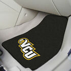VCU NCAA 2-pc Carpet Truck SUV Car Floor Mat Set