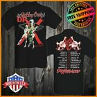FREESHIP Vintage 1989 Motley Crue Dr Feelgood Tour T-Shirt Made In USA S-6XL Tee image