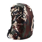 Camouflage Rain Cover Waterproof Sport Backpack Rucksack Traval Camp Hiking Bag