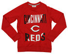Outerstuff MLB Youth/Kids Boys Cincinnati Reds Performance Fleece Sweatshirt on Ebay