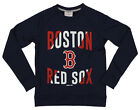 Outerstuff MLB Youth/Kids Boys Boston Red Sox Performance Fleece Sweatshirt on Ebay
